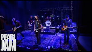 Gone - Late Show With David Letterman - Pearl Jam YouTube Videos