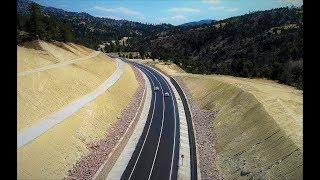 ( Acıpayam - Antalya ) Ayrımı - Çameli - Fethiye Yolu 2017 ( 4K )