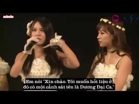 (Vietsub) SNH48 Team SII Stage 16-01-2016 - MC3 Cutscene