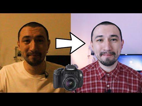 КИНОШНАЯ картинка на ДЕШЕВУЮ КАМЕРУ ???? Как снимать красивые видео на старый Canon 600D