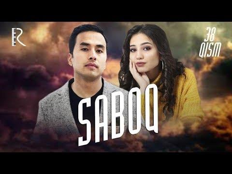 Saboq (o'zbek serial)   Сабок (узбек сериал) 38-qism #UydaQoling