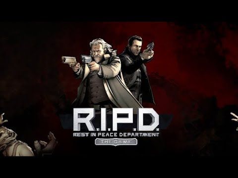 R.I.P.D. The Game-Gameplay.Хранилище.