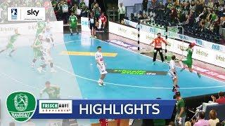 SC DHfK Leipzig - FRISCH AUF! Göppingen | Highlights - DKB Handball Bundesliga 2018/19