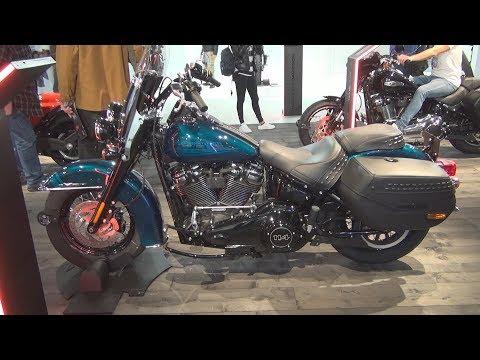 Harley-Davidson Heritage Classic 114 (2020) Exterior and Interior