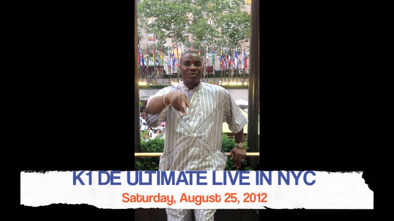 Download K1 DE ULTIMATE in NEW YORK CITY AUGUST 25TH