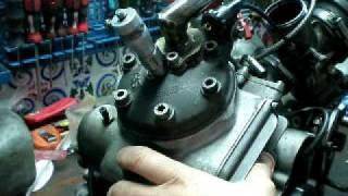 como calar encendido de rotor interior