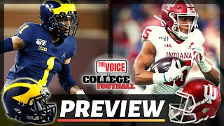 OHIO STATE PRIMER? / Michigan Wolverines - Indiana Hoosiers Preview