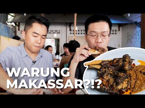 nyari-kuliner-makassar-di-medan?!?-sup-konro-&-es-pisang-ijo-disini-wajib-coba!