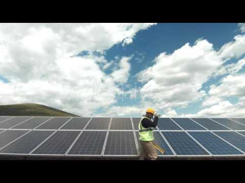Solar Power - Stock Footage | VideoHive 11444658
