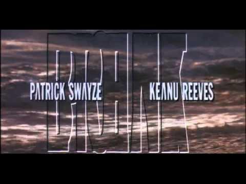 Point Break Opening Scene