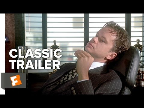 The Player 1992    Tim Robbins, Robert Altman Hollywood Drama Movie HD