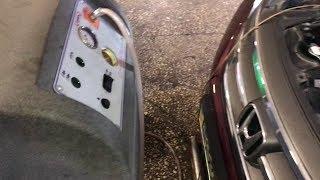 Замена охлаждающей жидкости Honda CR-V 2013 года