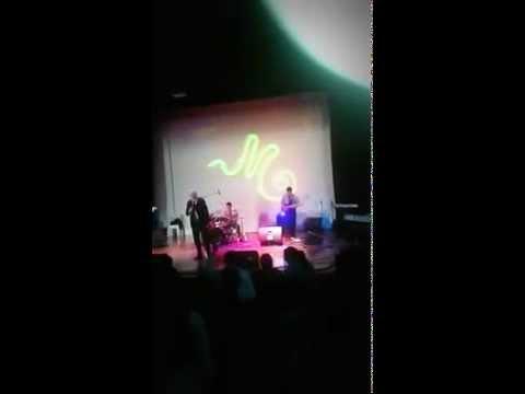 Ruben Ospina conciernto Mision Gospel