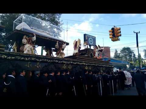Velación del Señor Sepultado de San Nicolás 2015