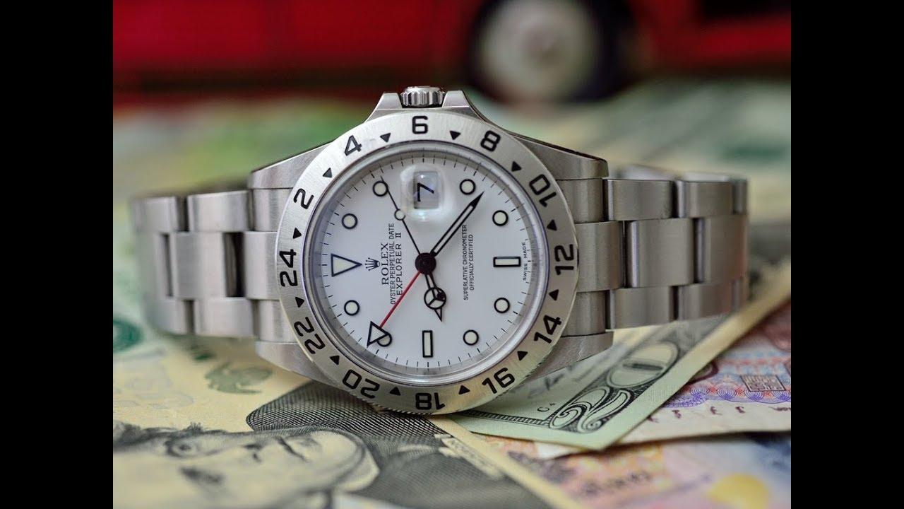 Rolex Ponzi Scheme Steel Sports Watches And Waiting Lists