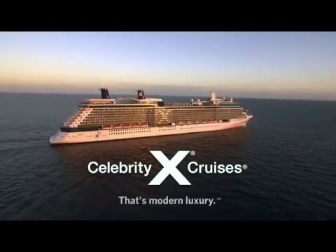 Celebrity Cruises- The Experience