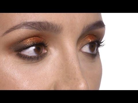 HOW-TO: Dazzling Metallic Eyes| M·A·C Tutorial