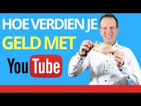 hoe verdien je geld met youtube geld verdienen met youtube deel i