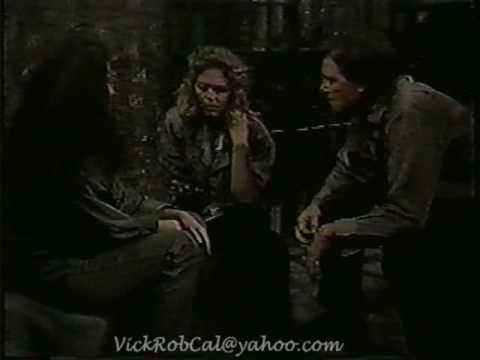 One Life To Live-Bo, Didi & Delila Held Captive 1988