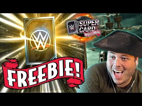 MY WRESTLEMANIA 36 TIER FREEBIE!! REACHING THE TOP TIER ALREADY?!   WWE SuperCard S6