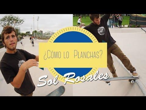 No comply tailslide - ¿Cómo lo planchas? - Sol Rosales