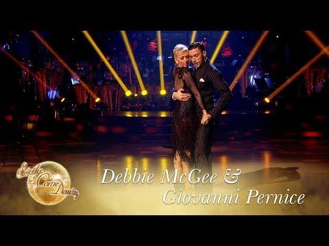 Favourite Dance: Debbie McGee & Giovanni Pernice American Tango to Por Una Cabeza - Final 2017