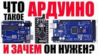 АРДУИНО и Микроконтроллеры. Для Начинающих и не только! Создаём нашу первую программу на Ардуино.