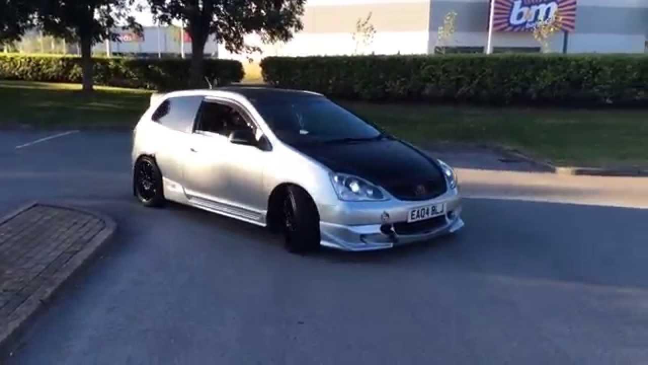 Honda Civic Ep2 Type R Replica Sound Amazing Youtube