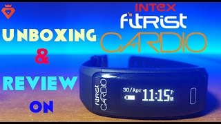 Intex FitRist Cardio- Is it the Best Budget Fitness Tracker?