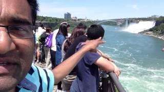 INDORE 90: Niagara Falls Travelogue by Rajiv Nema Indori