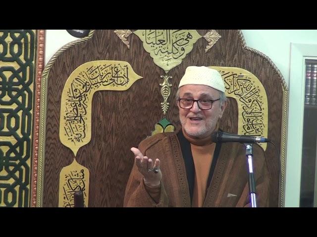 صلاة الجمعة - السعادة المطلقة - النماذج الضالة - الدكتور عباس النجار