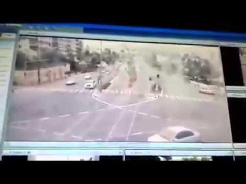 פיגוע הדריסה וחיסול המחבל בירושלים