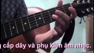Đàn Nhạc cụ Bến Tre Tân Nam Xương đờn bài Lambada N16PNTP2BT