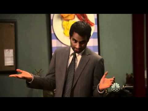 Parks and Recreation: Tom helps Ron find an assistant