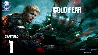 Cold Fear (Gameplay en Español, Ps2) Capitulo 1 Llamada de Auxilio