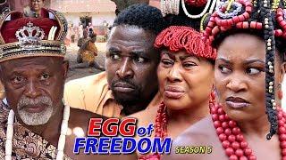 Egg Of Freedom Season 5 - 2019 Latest Nigerian Nollywood New Movie Full HD   1080p