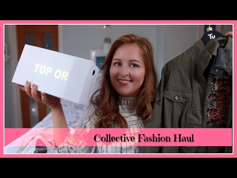 Collective Fashion Haul: New Look, H&M and More | Fashioneyesta