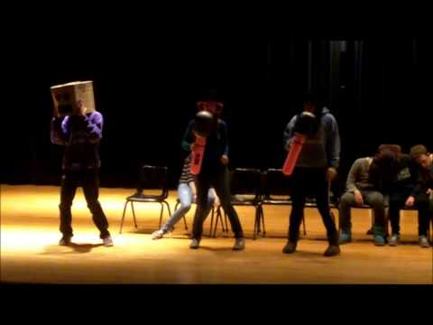 Ausable Valley High School Compilation - Master Hypnotist Michael Blaine