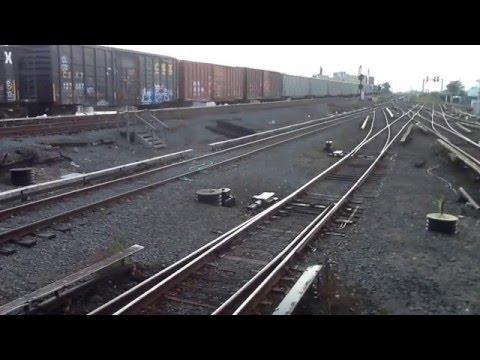 9/22/2012 LIRR Passenger & Freight Diesels Jamaica Station, Queens, NY