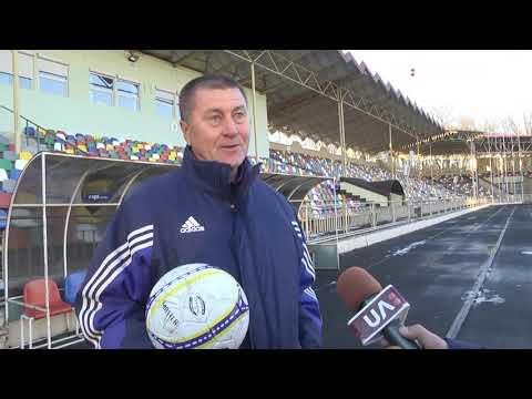 UA: Тернопіль: У Всесвітній день футболу - про футболіста та головного екстренера