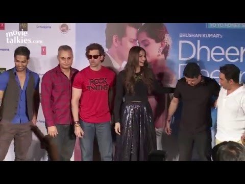 'Dheere Dheere Se Meri Zindagi' Song Launch Event ft. Hrithik & Sonam | Yo! Yo! Honey Singh