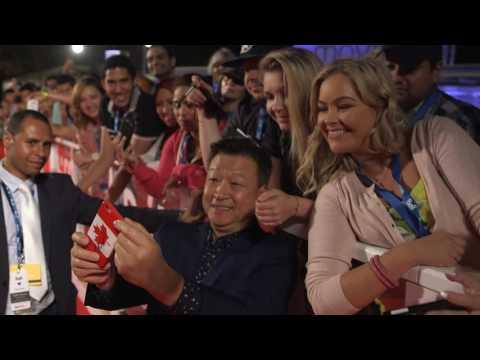 Arrival: Tzi Ma TIFF 2016 Movie Premiere Gala Arrival