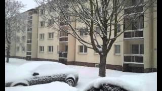 winter in borna