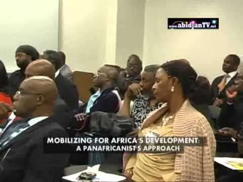 Mobilizing for Africa's Development: a Panafricanist's Approach