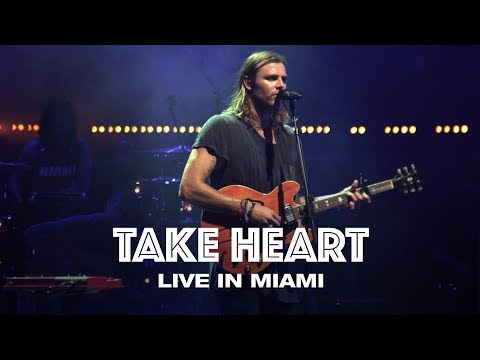 TAKE HEART - LIVE IN MIAMI - Hillsong UNITED