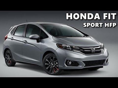 2018 honda fit sport. Contemporary Honda 2018 Honda Fit Sport HFP  Walkaround Drive Interior With Honda Fit Sport