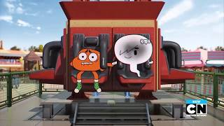 The Amazing World of Gumball - Darwin and Carrie are Perfect Couple [Clip] [HD]