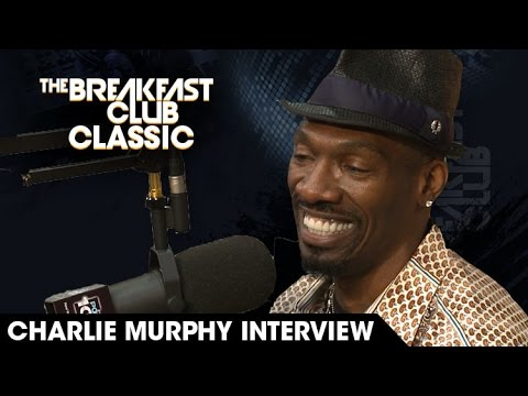 Breakfast Club Classic  Charlie Murphy Talks Family, His First Standup Gig & More In 2011