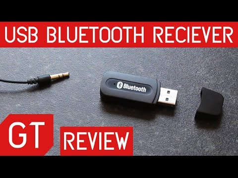 Bluetooth audio receiver for £3 ($5) review