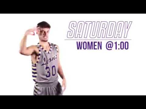 UNA Basketball 2018 Home Season Promo